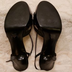 Guess Shoes - 💞Guess Black Strappy Heels💞